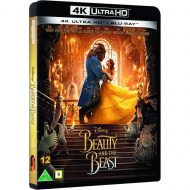 The Beauty and The Beast Live Action (UHD Blu-ray)