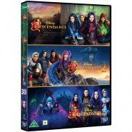 Disney Descendants 1-3 Collection DVD
