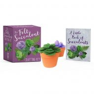 The Felt Succulent Crafting Kit