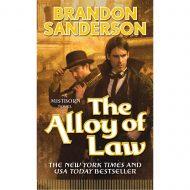 The Alloy of Law (Mistborn Novel)