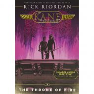 Throne of Fire (Kane Chronicles 2)
