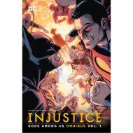 Injustice Gods Among Us Omnibus vol 01