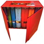 Harry Potter Complete Collection innbundin