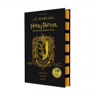 Harry Potter and the Philosophers Stone (HC Hufflepuff Edition)