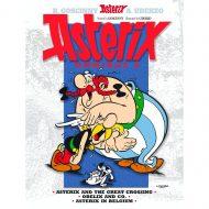 Asterix Omnibus Vol 08