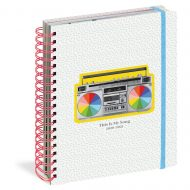 This is My Song 2020-2021 17-Month Planner