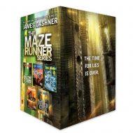 Maze Runner Series 1-5