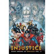Injustice Gods Among Us Omnibus vol 02