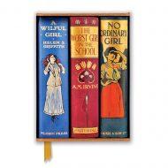 Bodleian: Book Spines Girl  Notebook