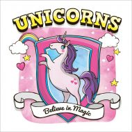 Unicorns Believe in Magic
