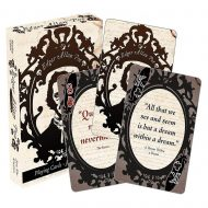 Edgar Allen Poe Playing Cards