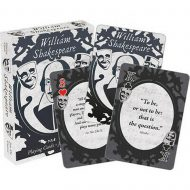 Shakespeare – Quotes Playing Cards