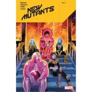 New Mutants By Ed Brisson Tp Vol 01