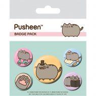 Pusheen Fancy Badge Pack
