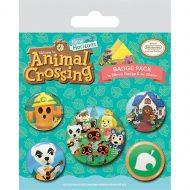 Animal Crossing Islander Badge Pack