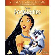 Pocahontas / Pocahontas II – Journey to a New World (Blu-ray)