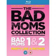 Bad Moms 1 & 2 (Blu-ray)