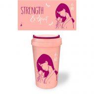 Mulan Classic Strength & Spirit 370ml Eco Mug