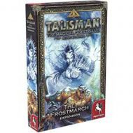 Talisman Revises 4th ed. Frostmarch – viðbót