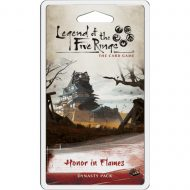 Legend of the Five Rings LCG Honor in Flames