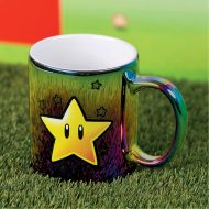 Super Mario Star Power Iridescent 11Oz Mug