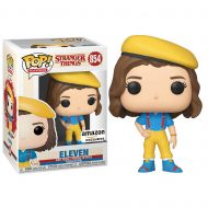 Stranger Things Eleven Yellow Outfit Pop! Vinyl Figure