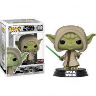 Star Wars Battlefront Yoda Hooded Pop! Vinyl Figure