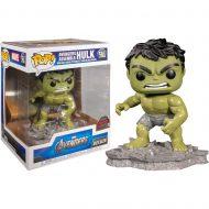 Avengers Assemble Hulk Deluxe Pop! Vinyl Figure