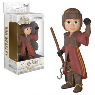 Harry Potter Ron Quidditch Rock Candy Vinyl Figure