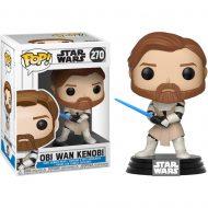Star Wars: Clone Wars Obi Wan Kenobi Pop! Figure #270