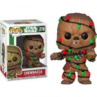 Star Wars Holiday Chewbacca with Lights Pop! Vinyl