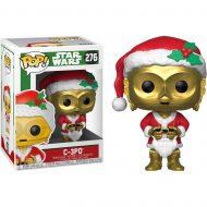 Star Wars Holiday C-3PO as Santa Pop! Vinyl Figure