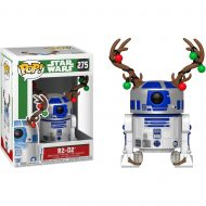 Star Wars Holiday R2-D2 with Antlers Pop! Vinyl Figure