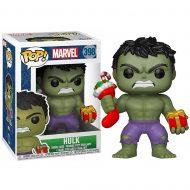 Marvel Holiday Hulk with Presents Pop! Vinyl Figure
