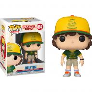 Stranger Things Dustin at Camp Season 3 Pop! Vinyl Figure