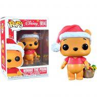 Disney Holiday Winnie the Pooh Pop! Vinyl Figure