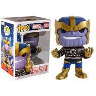 Marvel Holiday Thanos Pop! Vinyl Figure