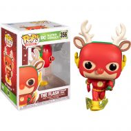 DC Holiday Rudolph Flash Pop! Vinyl Figure