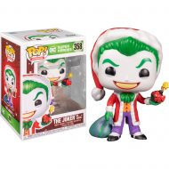 DC Holiday Santa Joker Pop! Vinyl Figure