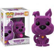 Scooby-Doo! Purple Flocked Exclusive