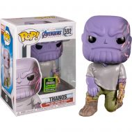 Avengers Endgame Thanos Exclusive Pop! Vinyl Figure