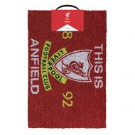 Liverpool This Is Anfield Doormat