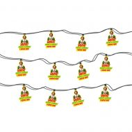 Elf I Know Him String Lights
