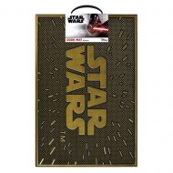 Star Wars Logo Rubber Mat