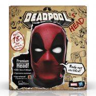 Marvel Legends Interactive Electronic Deadpools Head