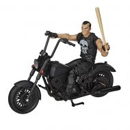 Marvel Legends Series The Punisher with Motorcycle 6-inch Action Figure