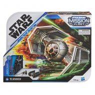 Star Wars Mission Fleet Stellar Class Vehicles – Darth Vader Tie Fighter