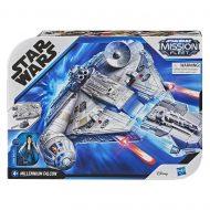 Star Wars Mission Fleet – Han Solo Millennium Falcon