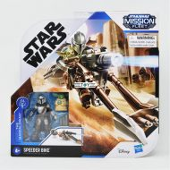 Star Wars Mission Fleet Expedition Class Vehicle – The Mandalorian and the Child