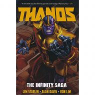 Thanos Infinity Saga Omnibus